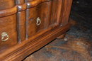 Pair of Italian Design Walnut Chests