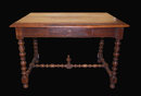 19th Century Rustic French Desk