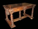 19th Century French Library Table
