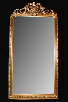 19th Century French Louis XVI Mirror