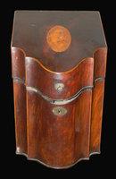 18th Century Georgian Knife Box