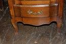 Custom Made Walnut Lingerie Chest