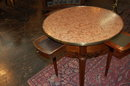 French Walnut Occasional Table