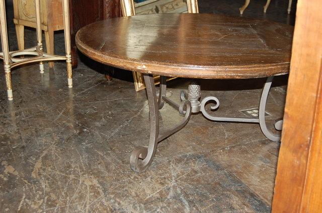 Custom Made Walnut Coffee Table