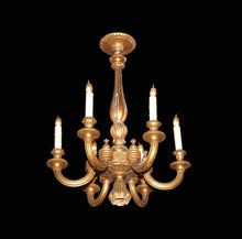 19th Century Giltwood Chandelier