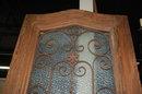 Rustic French Pine Door