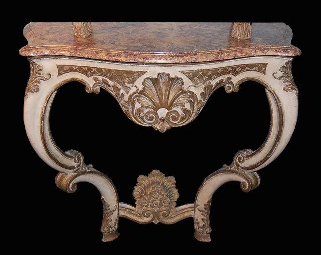 Stunning Louis XV Console