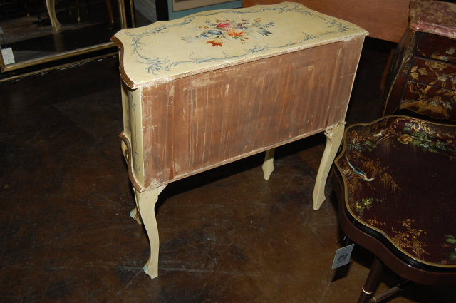 Venetian Painted Chest