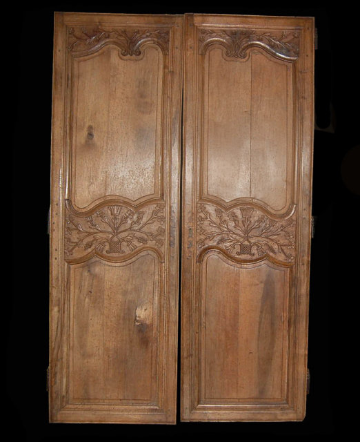 Early French Provencal Doors