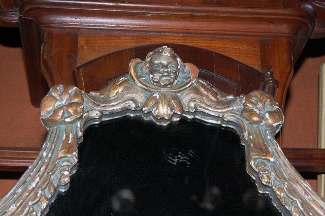 Decorative 20th Century Mirror