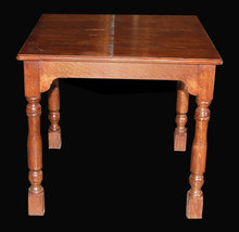 English Oak Occasional Table