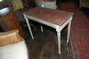 French Painted Console