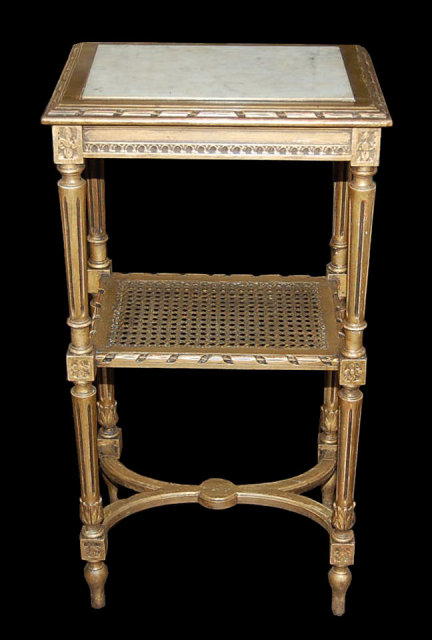 19th Century Giltwood Side Table