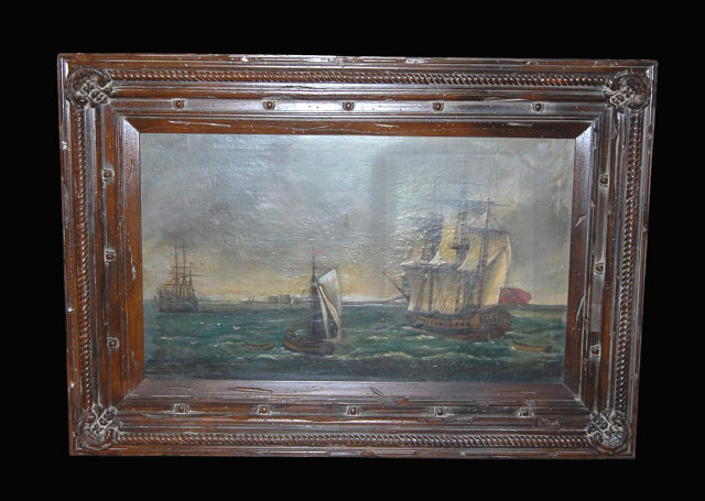 Late 19th Century Barlow Moore Painting