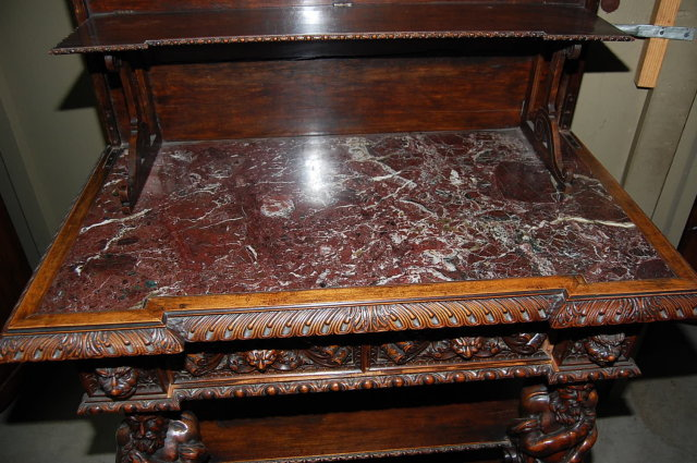 Italian Carved Console