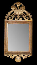Petite French Mirror