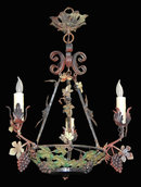 Petite French Chandelier