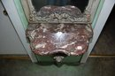 Narrow French Console Mirror Set
