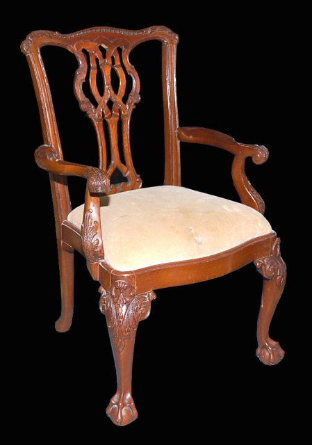Child's English Chair