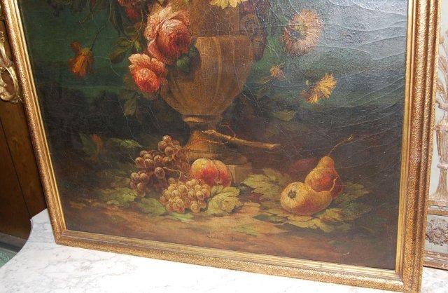 Louise Darru Painting