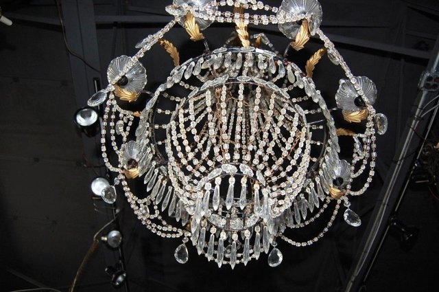 French Regence Chandelier