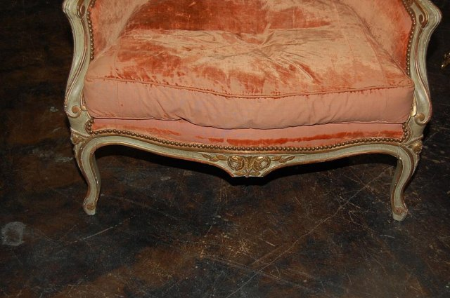 French Louis XV Bergere