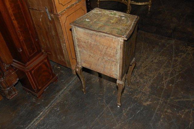 Pair Venetian Side Tables