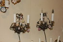 Decorative French Sconce