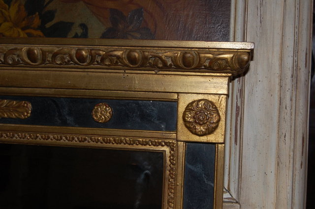 French Style Empire Mirror