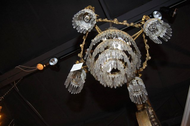 French Regency Chandelier
