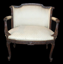 Petite French Settee