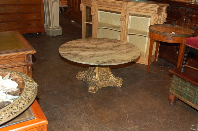 Rare French Coffee Table