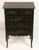 English Chinoiserie Stand