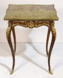 French Ormolu Occasional Table