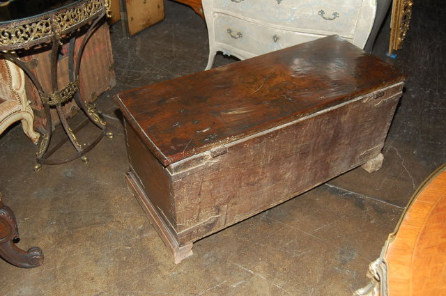 18th Century Blanket Chest
