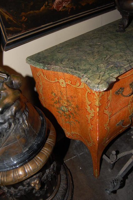 Venetian Painted Commode
