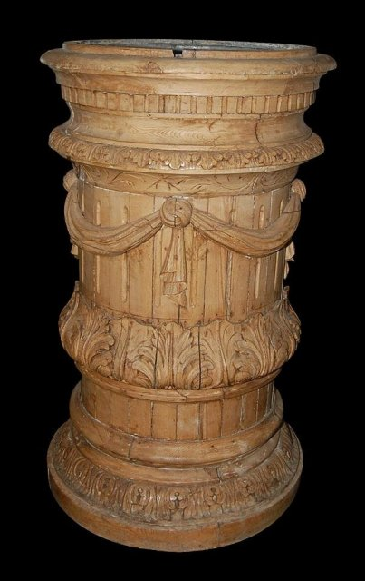 19th Century French Pine Planter