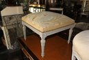 Large French Louis XVI Stool