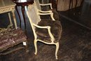 Petite Pair of Caned Chairs
