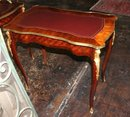 Pair French Inlaid Writing Tables