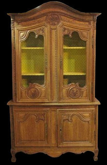 French Provencal Hutch
