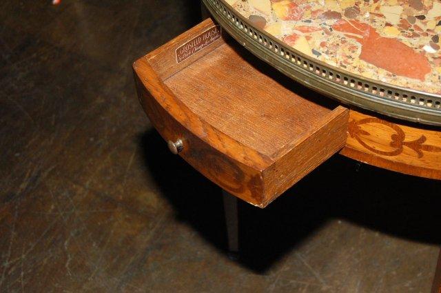 Grosfeld House Bouillotte Table