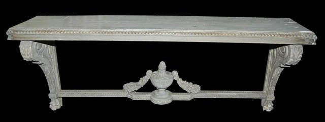 Painted French Wall Bracket