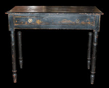 English Chinoiserie Table