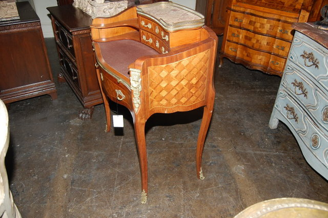 Petite French Louis XV Desk