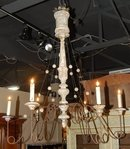 Mid 19th Century Italian Chandelier