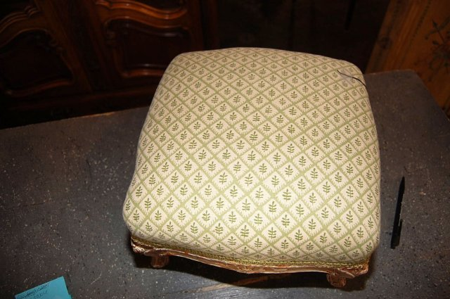 Petite French Foot Stool