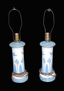 Vintage Porcelain Lamps
