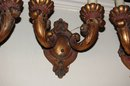 French Giltwood Sconce