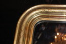 Petite Louis Philippe Mirror